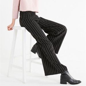Urban Outfitters Everly Smocked Wide Leg Pant